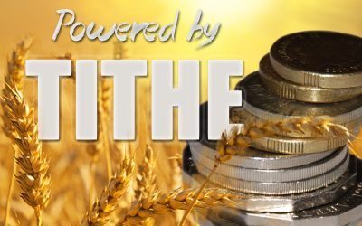 Powered by Tithe