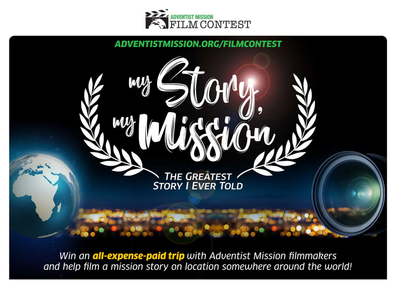 Launch of 2018 Adventist Mission Film Contest