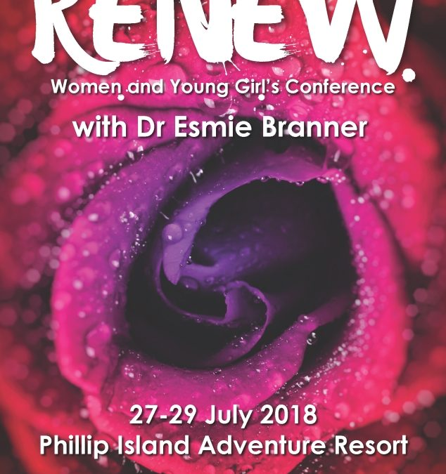RENEW Conference 2018