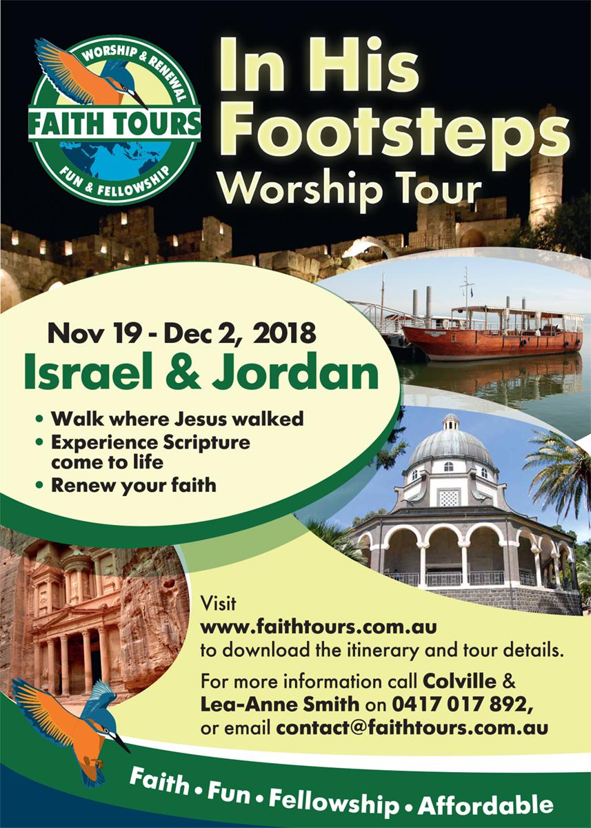 Faith Tours