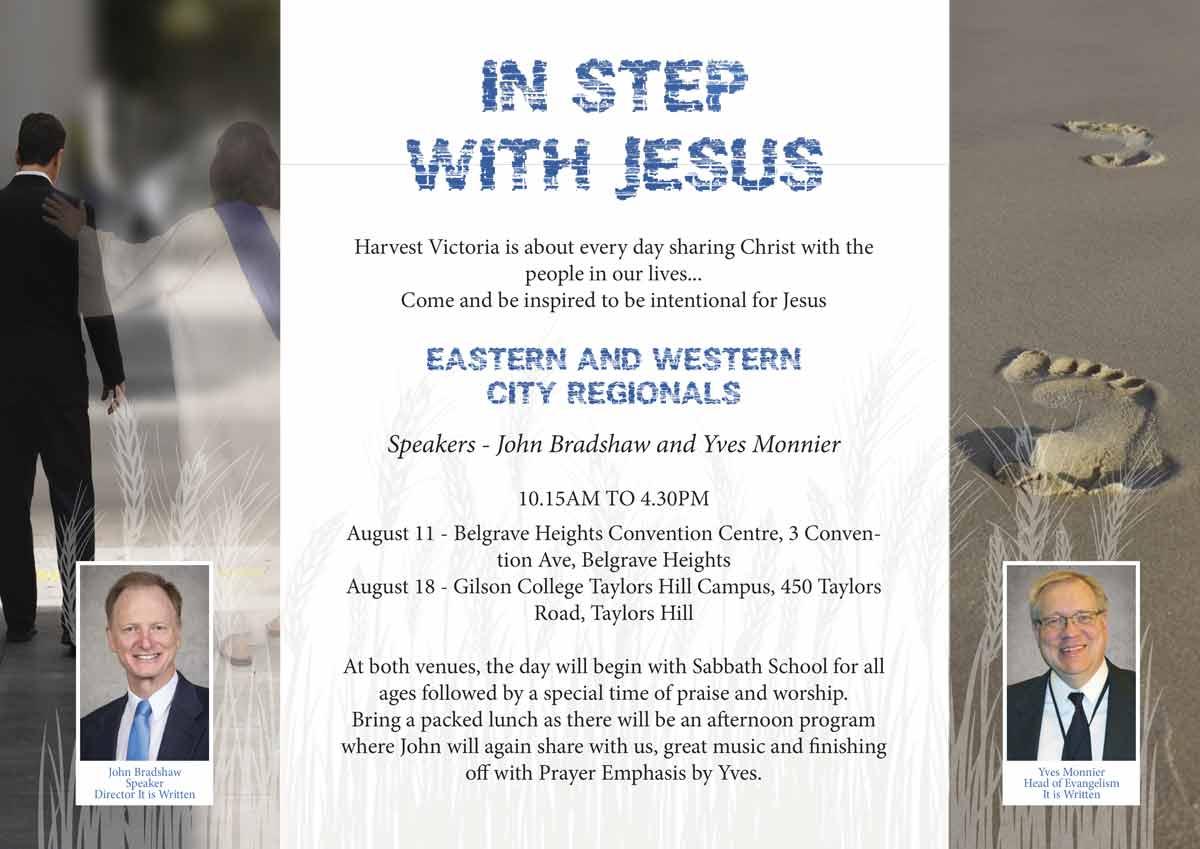 City Regionals in August