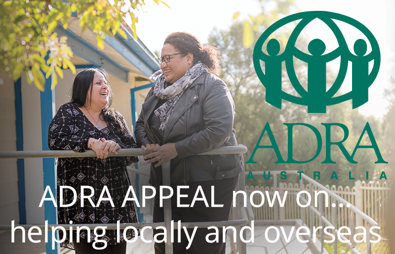 ADRA – Annual Appeal is here… soon