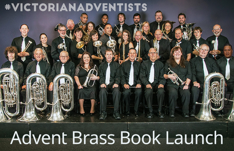Advent Brass Band Book Launch