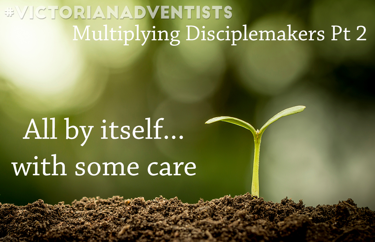Multiplying Disciple Makers Part 2
