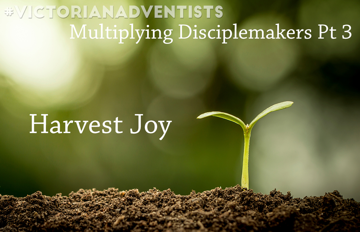 Multiplying Disciple Makers Part 3