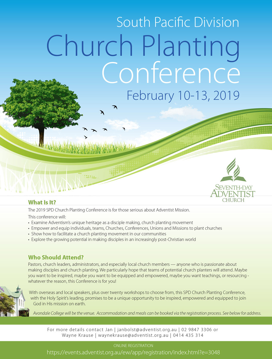 Church Plant Conference