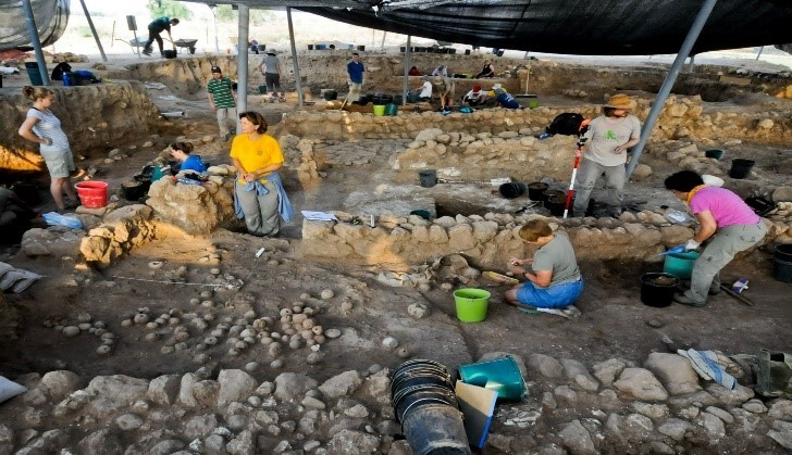 Archaeological Opportunity – Biblical city of Gath
